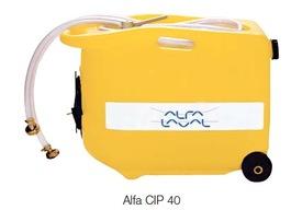 Pulizia scambiatori di calore CIP40