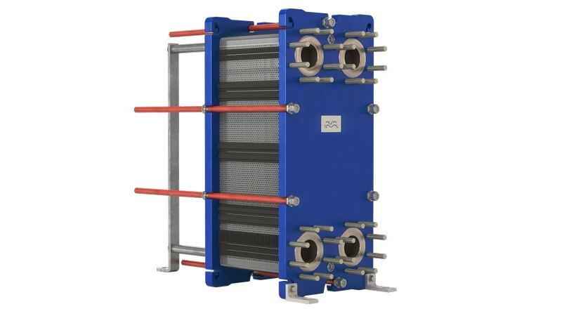 Scambiatori di calore a piastre T8 lato destro