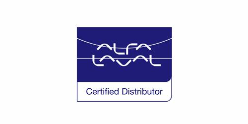 logo Alfa Laval -Scambiatori di calore - Heat exchangers